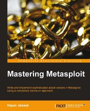 Cover of: Mastering Metasploit