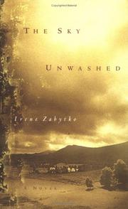 Cover of: The sky unwashed