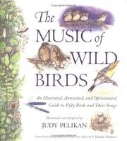 Cover of: The Music of Wild Birds