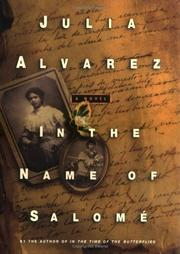 Cover of: In the name of Salomé: a novel