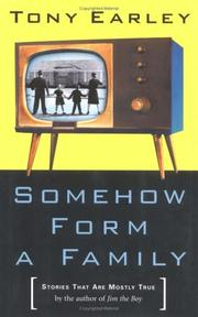 Cover of: Somehow Form a Family