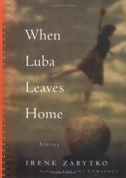 Cover of: When Luba leaves home
