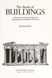 Cover of: The book of buildings : a panorama of ancient, medieval, renaissance, and modern structures |