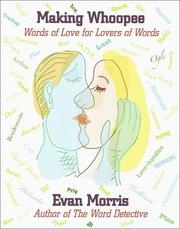 Cover of: Making whoopee | Evan Morris