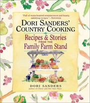 Cover of: Dori Sanders' country cooking