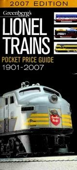 lionel train price guide pdf