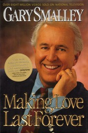 Cover of: Making love last forever | Gary Smalley