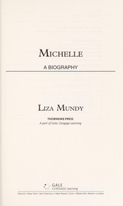 Cover of: Michelle | Liza Mundy