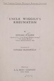 Cover of: Uncle Wiggily's rheumatism