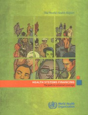 Cover of: Health Systems Financing