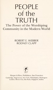 Cover of: People of the truth