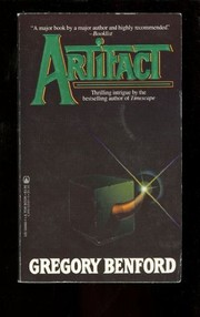Cover of: Artifact | Gregory Benford