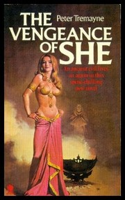 Cover of: The Vengeance of She