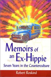 Cover of: Memoirs of an Ex-Hippie | Robert A. Roskind