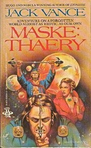 Cover of: Maske | Jack Vance