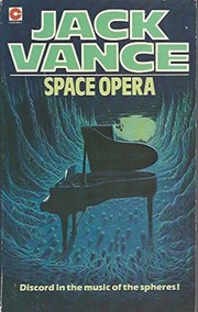 Cover of: Space opera | Jack Vance
