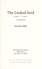 Cover of: The cooked seed