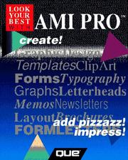 Cover of: Look your best with Ami Pro