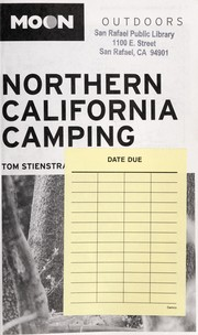 Cover of: Northern California camping | Tom Stienstra