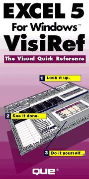 Cover of: Excel 5 for Windows VisiRef