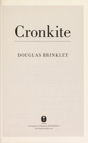 Cover of: Cronkite