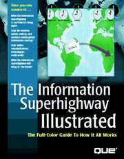 Cover of: Information superhighway illustrated