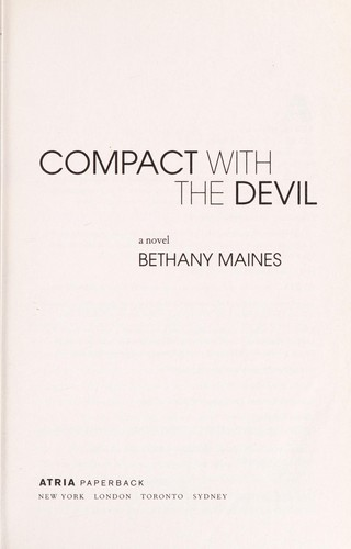 Compact with the devil : a novel by