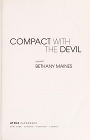 Cover of: Compact with the devil : a novel |