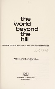 Cover of: The world beyond the hill
