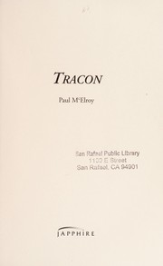 Cover of: Tracon | Paul McElroy