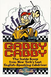 Cover of: The gabby cabby | Franklin, Peter