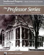 Cover of: Professor Series Intellectual Property