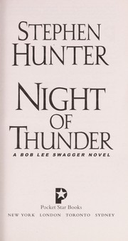 Cover of: Night of thunder
