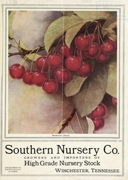 Cover of: Southern Nursery Co., growers and importers of high grade nursery stock | Southern Nursery Company