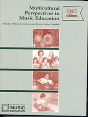 Cover of: Multicultural Perspectives in Music Education |