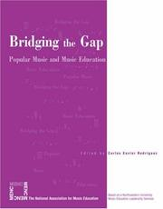 Cover of: Bridging the Gap | Carlos X. Rodriguez