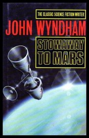 Cover of: Stowaway to Mars