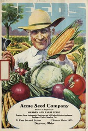 Cover of: Seeds [catalog] | Acme Seed Company (Dayton, Ohio)