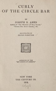 Cover of: Curly, of the Circle bar | Joseph Bushnell Ames