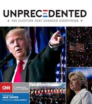 Cover of: Unprecedented by
