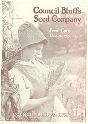 Cover of: Seed corn