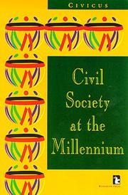 Cover of: Civil Society at the Millennium | Civicus.