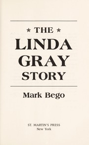 Cover of: The Linda Gray story