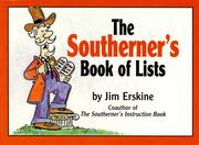 Cover of: The southerner's book of lists