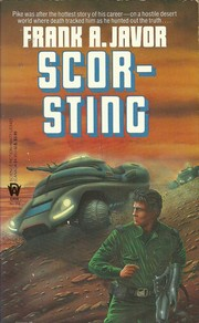 Cover of: Scor Sting | Frank A. Javor