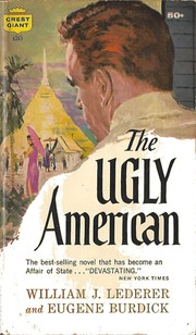 Cover of: The ugly American | William J. Lederer