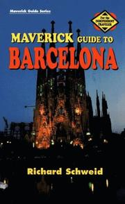 Cover of: Maverick Guide to Barcelona (1st ed)