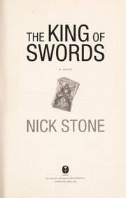Cover of: The king of swords