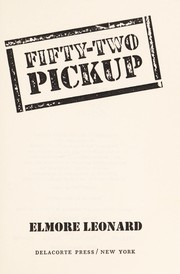 Cover of: Fifty-two pickup