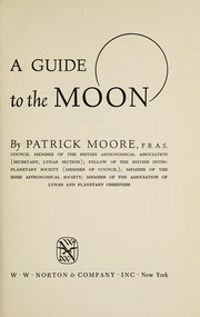 Cover of: Guide to the moon